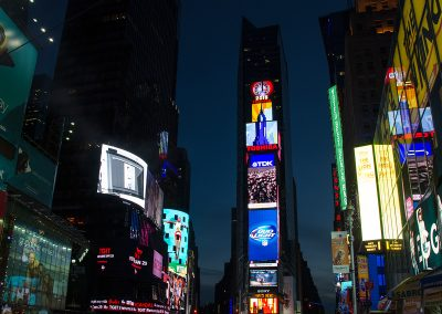 Times Square, Manhattan, NY