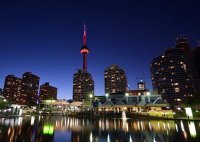 At-Night-CN-Tower-from-Harbourfront-Centre-Concert