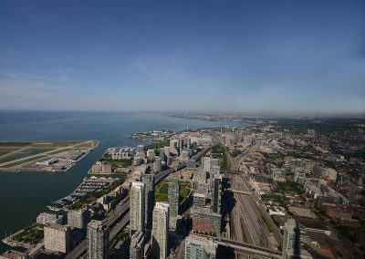 Bathurst-Quay-and-Billy-Bishop-Toronto-City-Airpor-from-CN-Tower