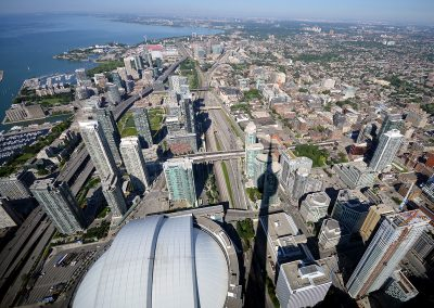 Coronation-Park-and-Fort-York--from-CN-Tower