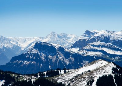 Southern view from RIGI KULM