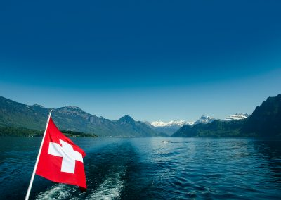 Kiss-Travel enjoying - beautiful views on Lake Lucerne